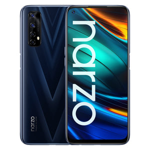 Realme Narzo 20 Pro is loaded with a futuristic display with a refresh rate of 90Hz.
