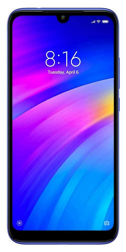 Xiaomi Redmi 7's display uses Corning Gorilla Glass 5, which makes it durable and strong.