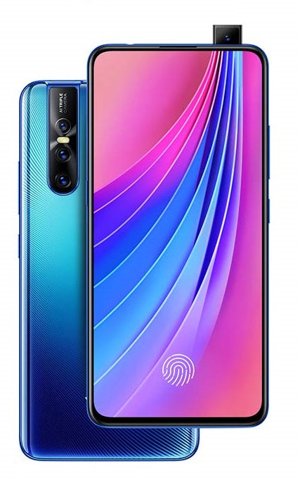 vivo's Ultra FullView Display is back with V15Pro. The 6.39