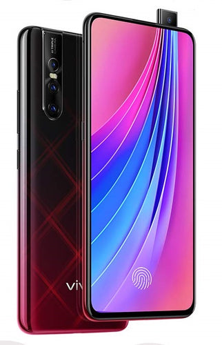 Flawless FullView experience on Vivo V15 Pro comes courtesy of a radical breakthrough in technology - Pop-up Selfie Camera