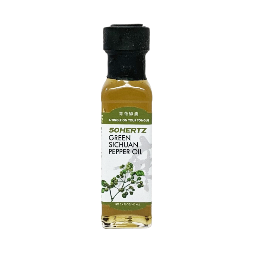 Green Sichuan Pepper Oil
