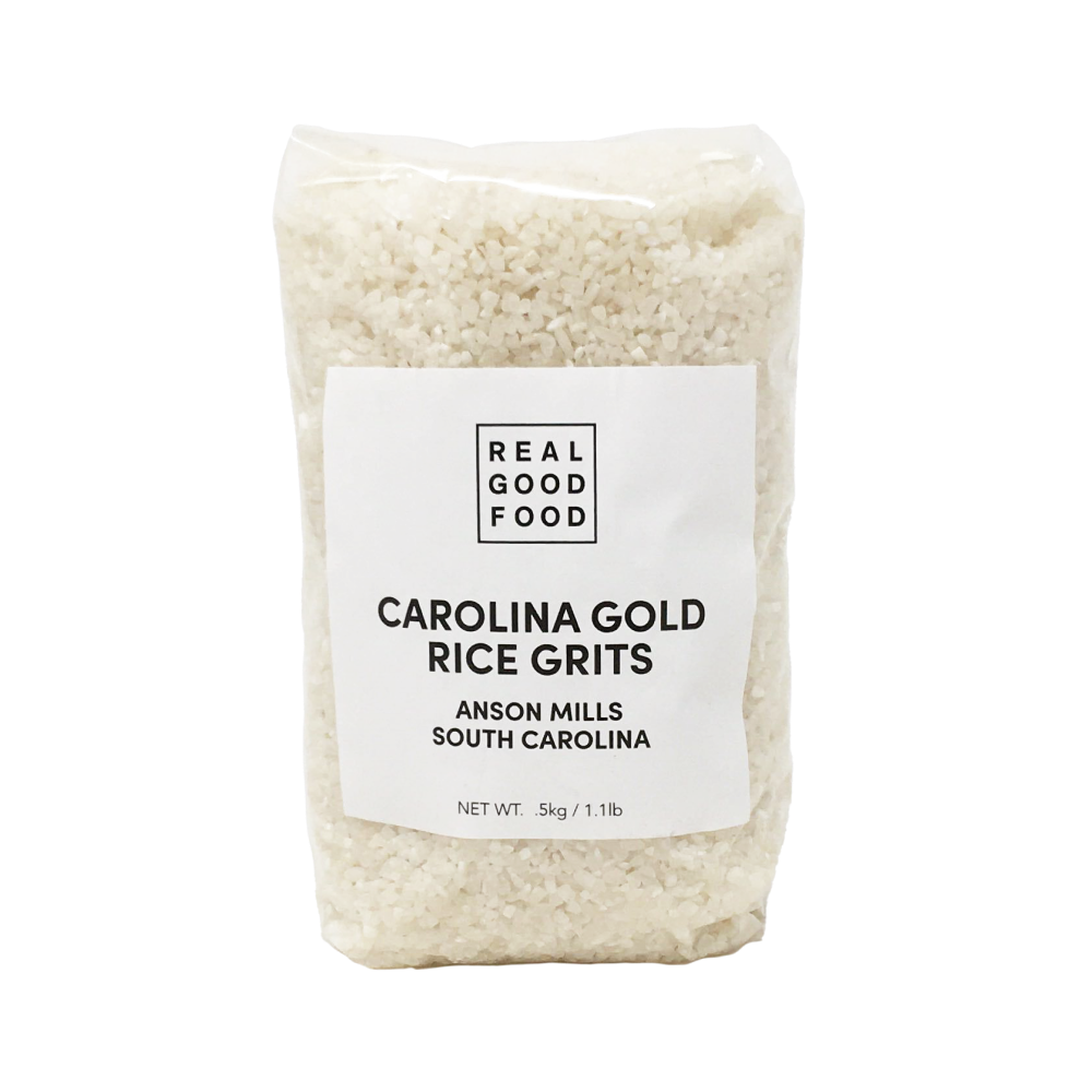 Carolina Gold Rice Grits