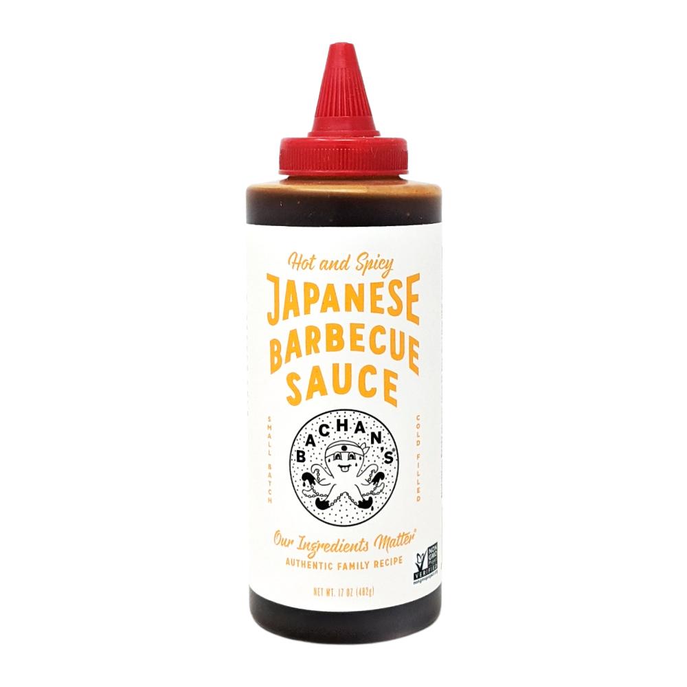 'Hot & Spicy' Japanese Barbecue Sauce