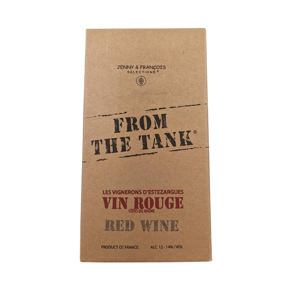 From the Tank Red