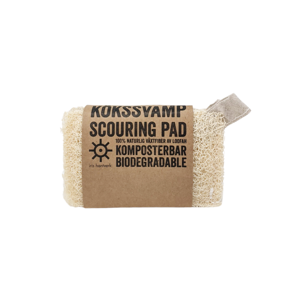 Biodegradable Scouring Pad