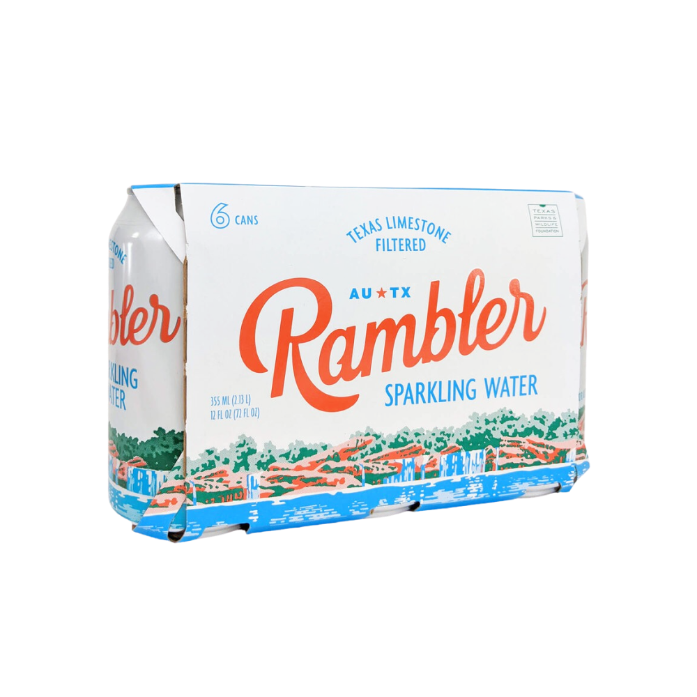 Sparkling Water - 6 pack