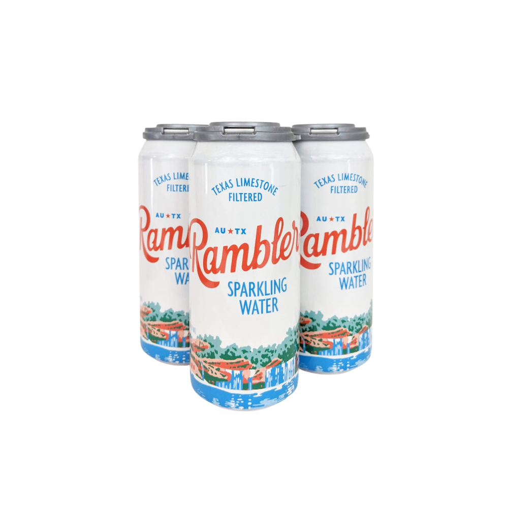 Sparkling Water Tall Boys - 4 pack