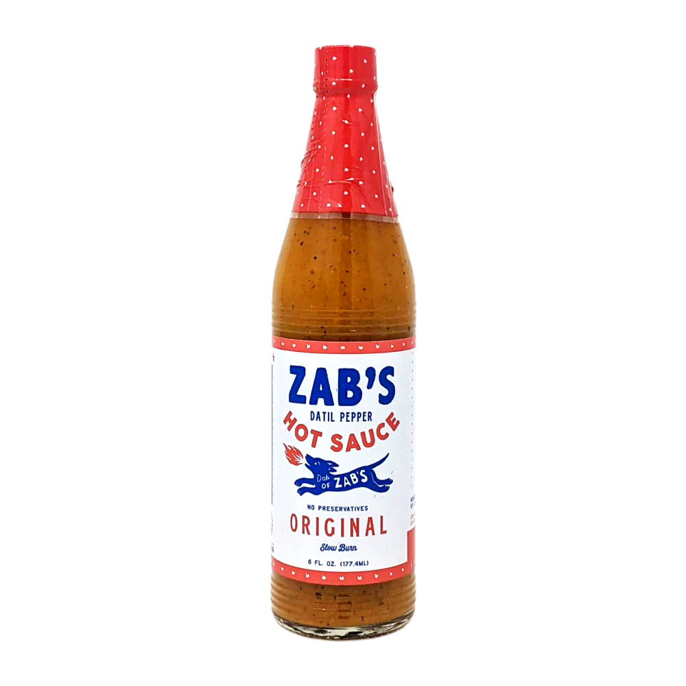 Datil Pepper Hot Sauce