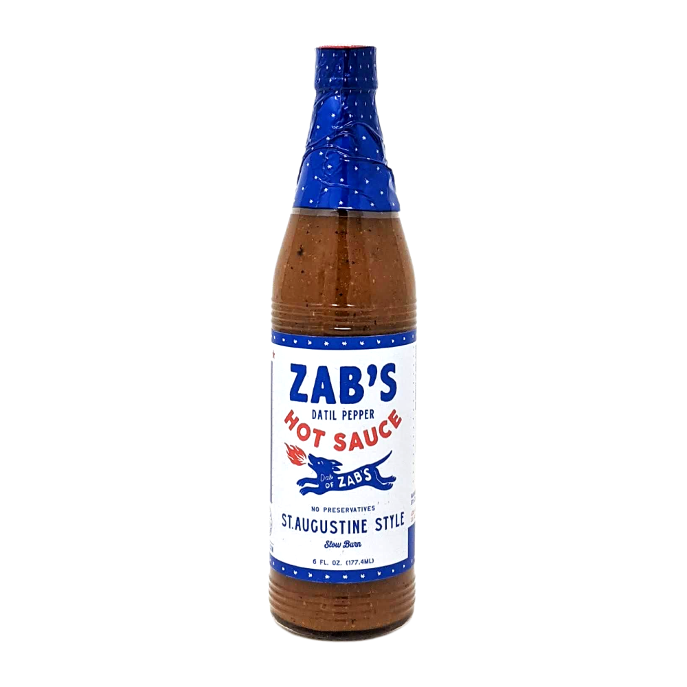 St. Augustine Style Hot Sauce