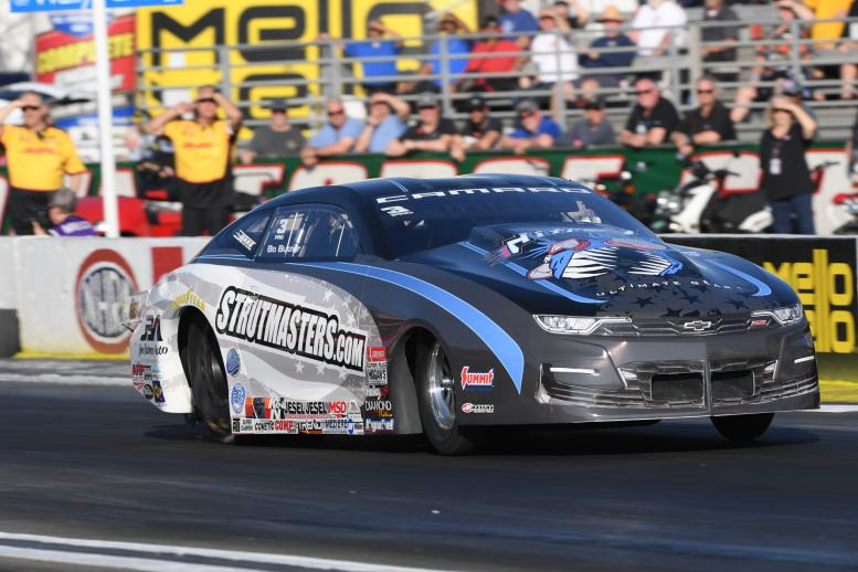 Bo Butner to Step Away from Full-Time Pro Stock Competition