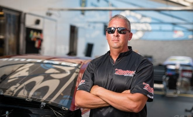 Bo Butner Confirms Return to NHRA Pro Stock in 2019
