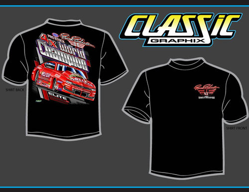 EE 4X Champ Car Tee