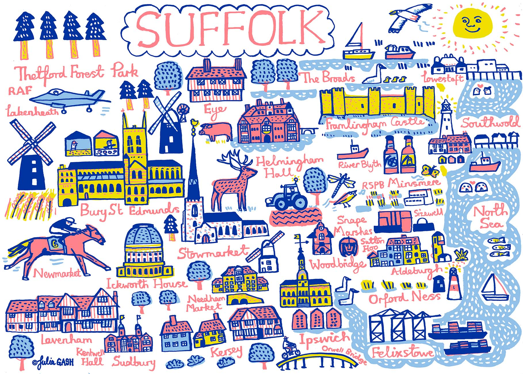 Super Suffolk Staycation