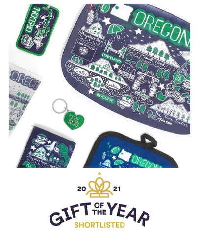 Julia Gash international lifestyle brand shortlisted for Gift of the Year Award