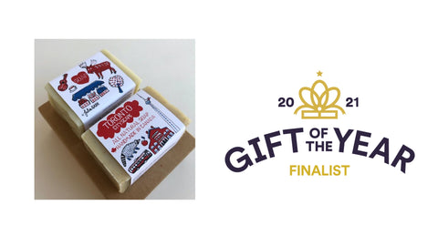 Julia Gash brand soaps by Lifestyle Market Canada - Gift of the Year Awards 2021