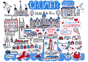 Cromer Artwork - Julia Gash
