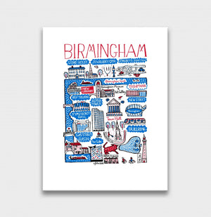 Birmingham Artwork - Julia Gash