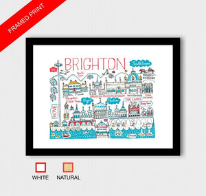 Brighton Artwork - Julia Gash