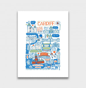 Cardiff Artwork - Julia Gash