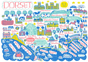 Dorset Artwork - Julia Gash