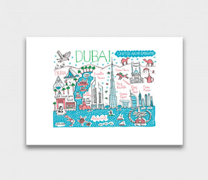 Dubai Artwork - Julia Gash