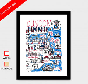 Dunoon Artwork - Julia Gash