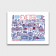 Exeter Artwork - Julia Gash