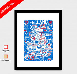 England by Dasher Artwork