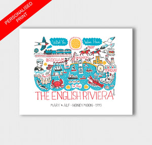 English Riviera Artwork