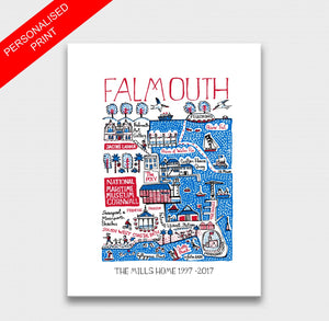 Falmouth Artwork - Julia Gash