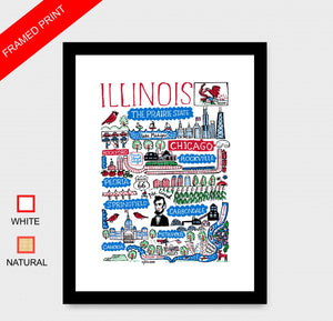 Illinois Artwork