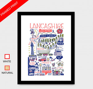 Lancashire Artwork - Julia Gash