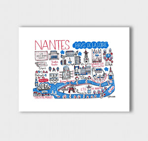 Nantes Artwork - Julia Gash