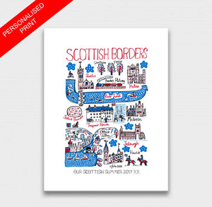 Scottish Borders Artwork - Julia Gash