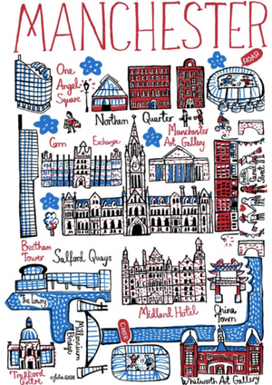 Manchester Artwork - Julia Gash