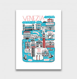 Venezia Artwork - Julia Gash