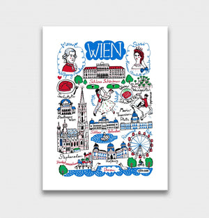 Wien Artwork - Julia Gash