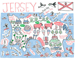 Jersey Artwork - Julia Gash