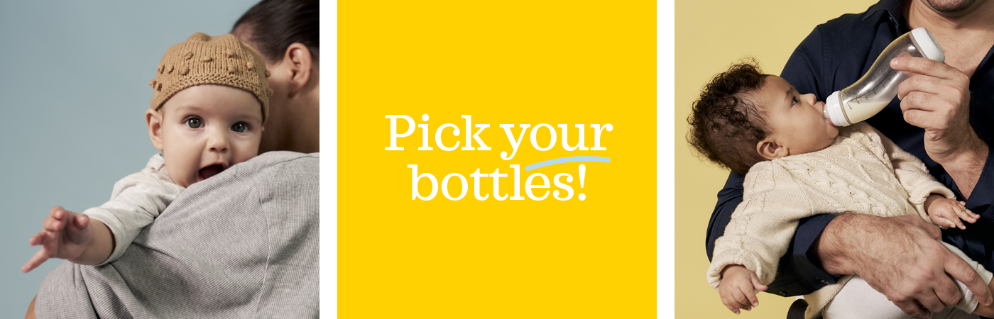 Pick your bottles