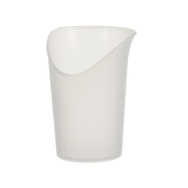 Toddler training cup - White