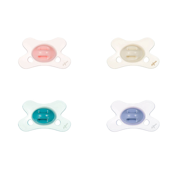 Pacifier Natural 0-6 months Cotton Candy
