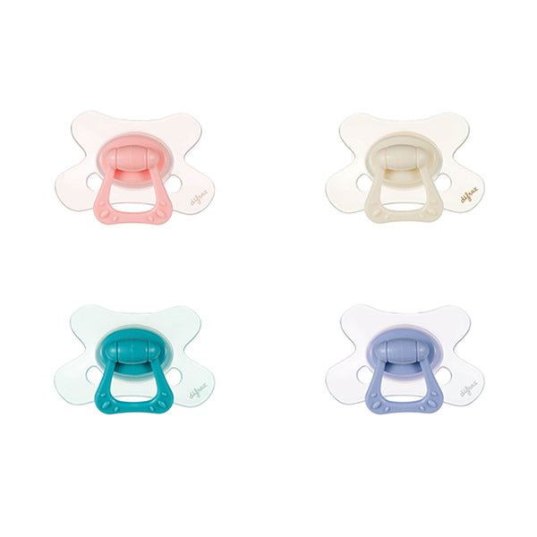 Pacifier Natural 12+ months Cotton Candy