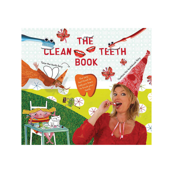 book about how to brush your childs teeth