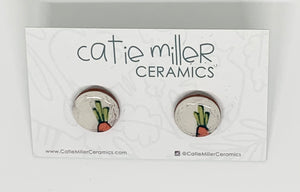 Stud Earrings 1-Catie Miller