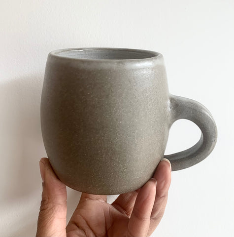 Handmade Mug 1- Krista Patton-Nuetral