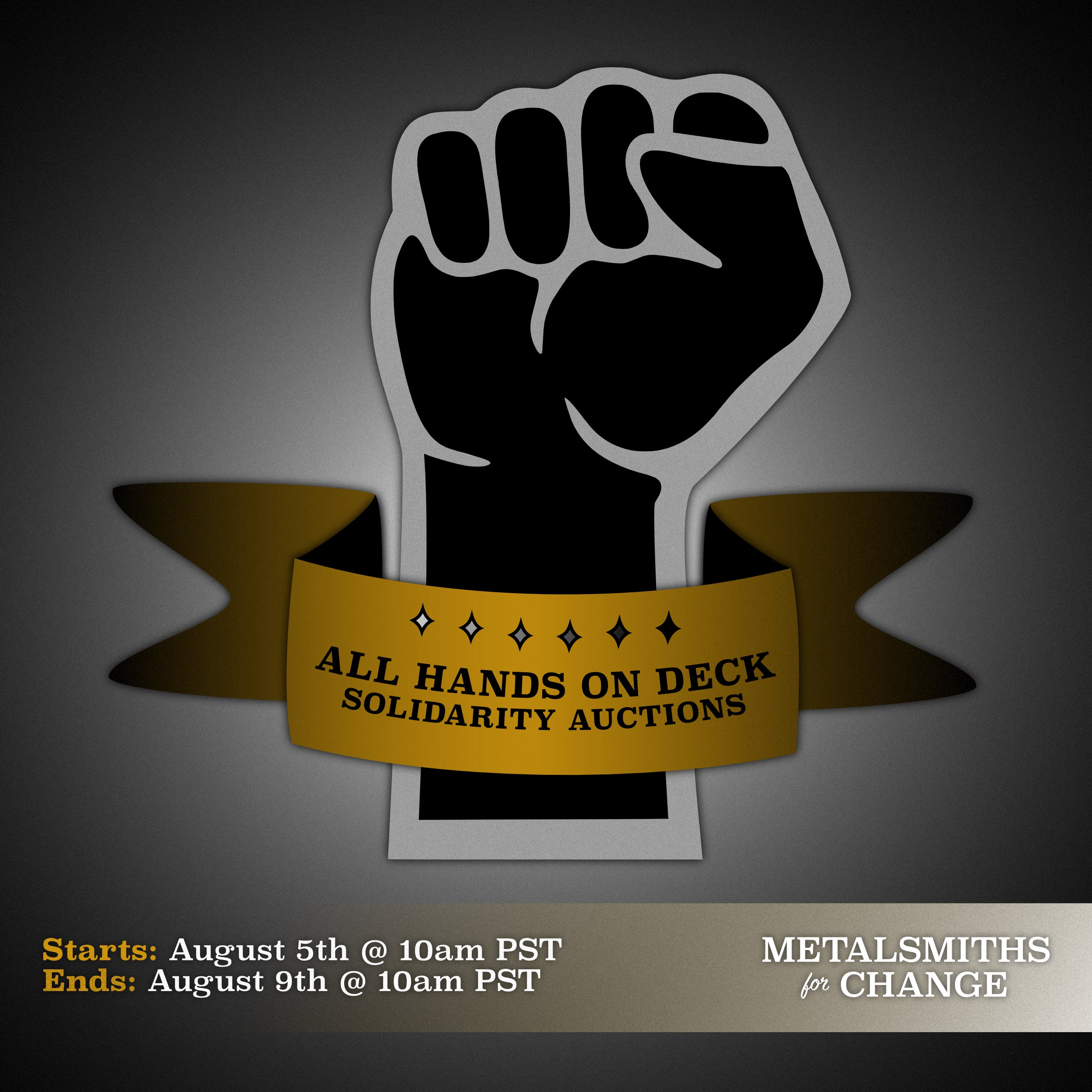 All Hands on Deck Solidarity Auctions