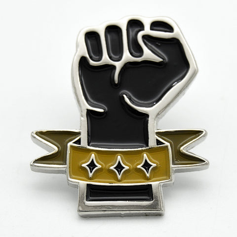 Metalsmiths for Change Lapel Pin