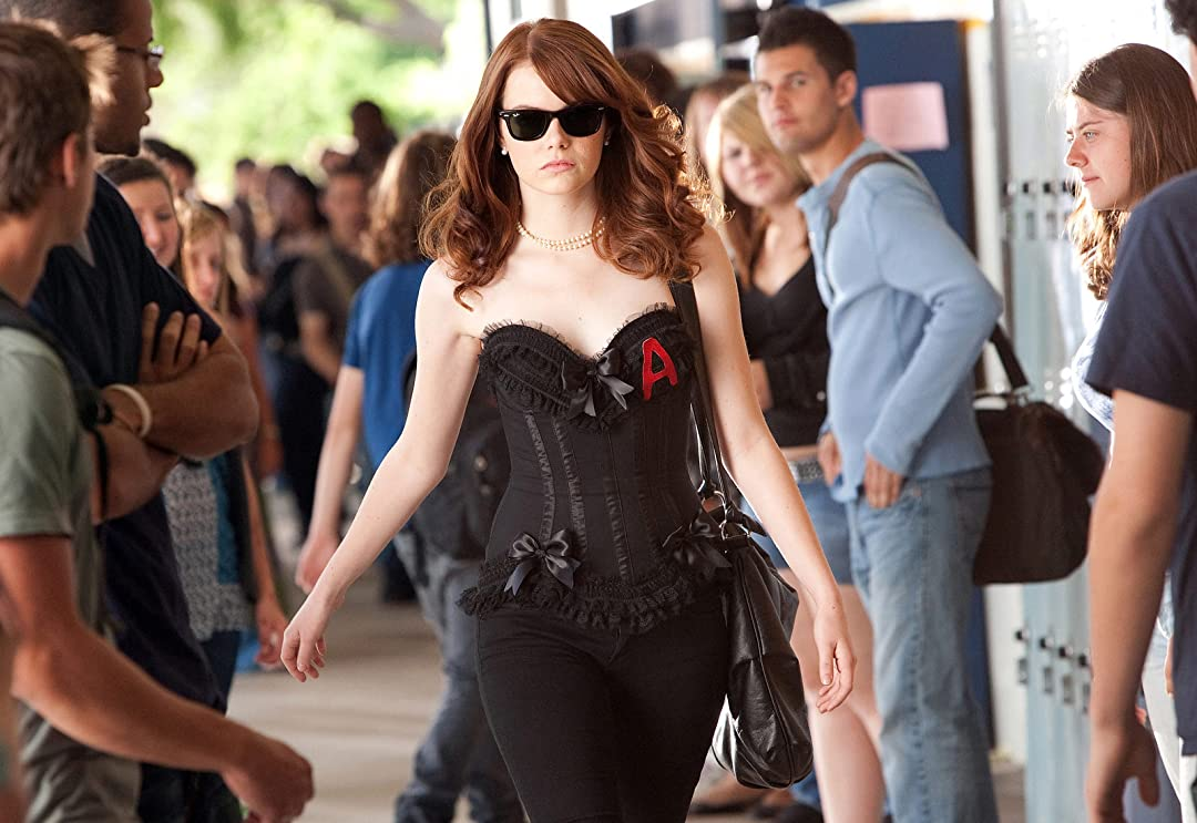 Emma Stone Aries Star Sign from Easy A College Astrology