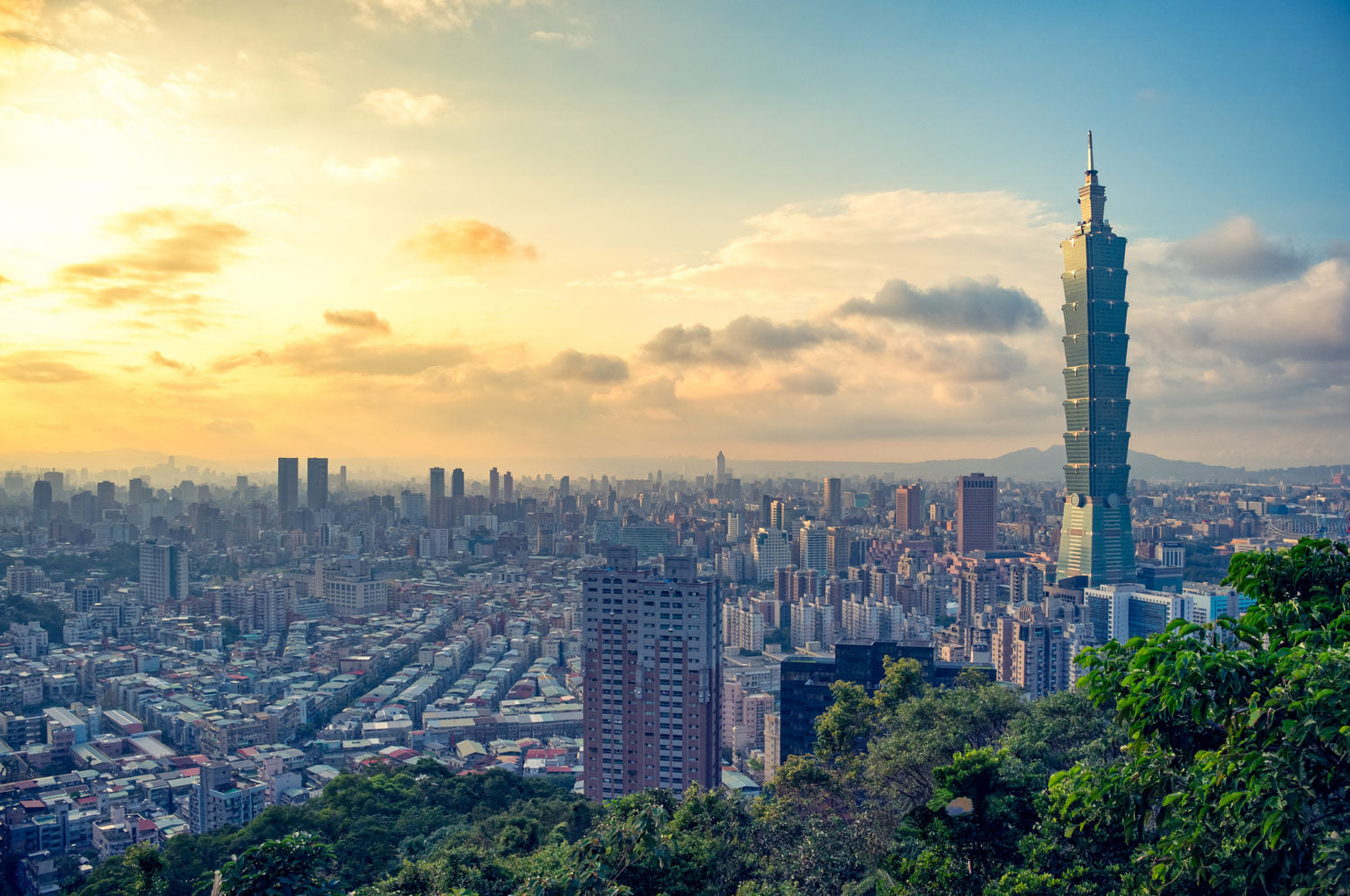 Taipei Taiwan is a severely underrated Travel Destination for adventurous Geminis.