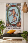 The World Tapestry tapestry NirvanaThreads - YYT
